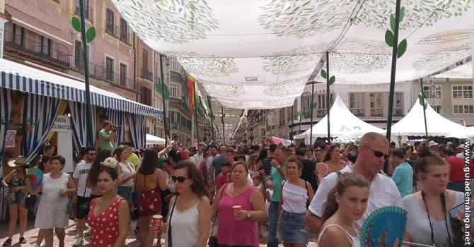 Feria de Málaga, Agosto 2020.