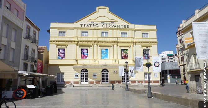 Teatro Cervantes, Málaga.