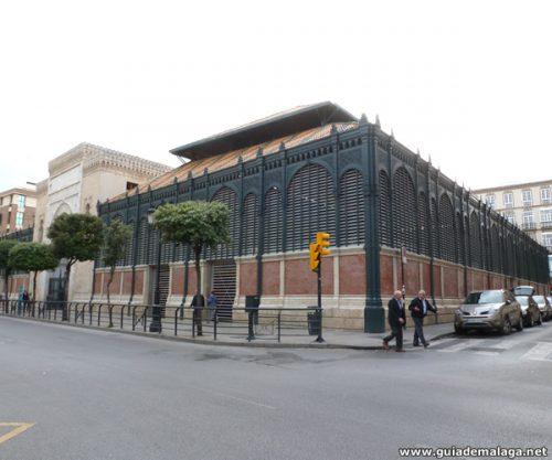 Mercado de Atarazanas Málaga.