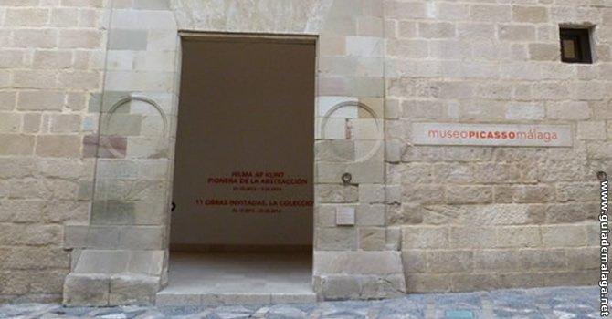 Museo Picasso Málaga.