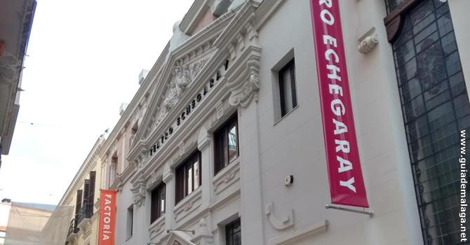 Teatro Echegaray Málaga.