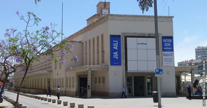 Centro de Arte Contemporáneo de Málaga.
