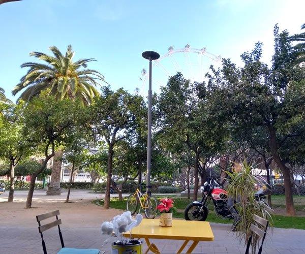 Plaza Poeta Alfonso Canales