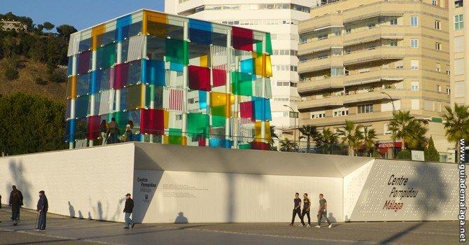 Centre Pompidou Málaga.