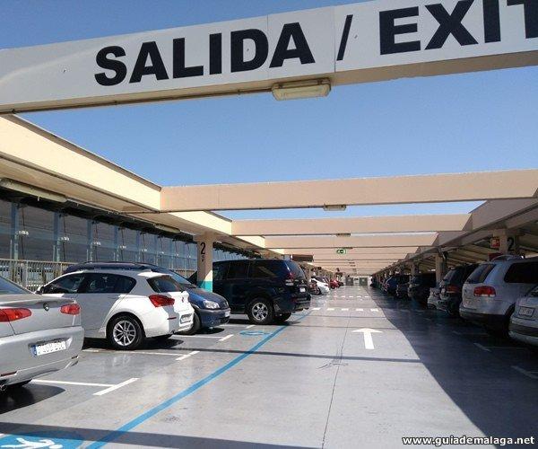 Parking Aeropuerto de Málaga