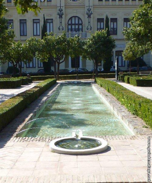 Rosaleda de Málaga