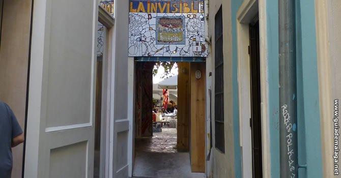 La Casa Invisible, Málaga.
