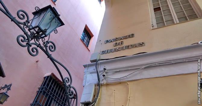 Pasaje de Chinitas, Málaga.