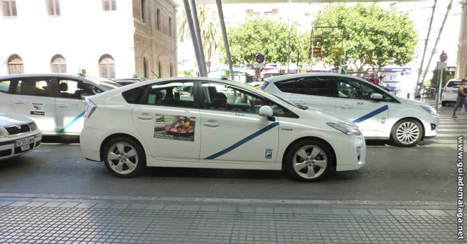 Nerja Taxis.