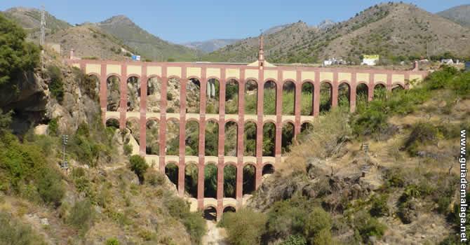 Acueducto del Águila, Nerja.