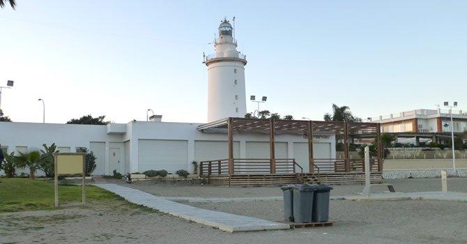 La Farola – Faro de Málaga.