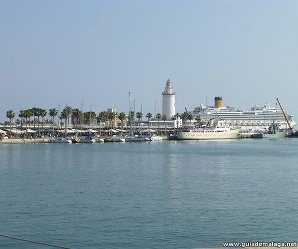 La Farola - Faro de Málaga