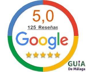 Reseñas Google Guía de Málaga