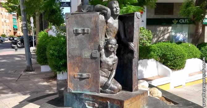Monumento al Turista, Benalmádena.