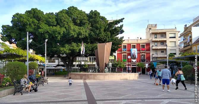 Plaza de la Constitución, Fuengirola.