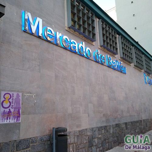Mercado Municipal de Bailén