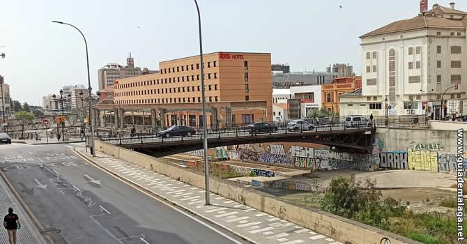 Puente de la Aurora, Málaga.