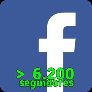 6200 Seguidores Facebook Fanpage